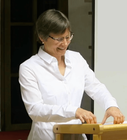 Birgit Constant freut sich auf ihre Lesung.